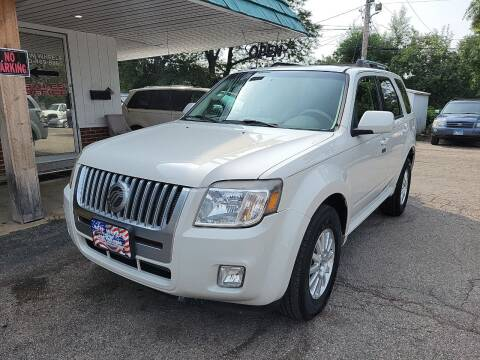 2010 Mercury Mariner for sale at New Wheels in Glendale Heights IL