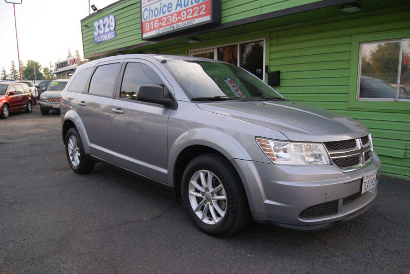 2015 Dodge Journey for sale at Amazing Choice Autos in Sacramento CA