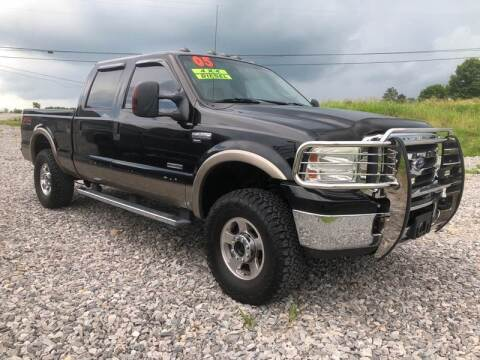 2005 Ford F-250 Super Duty for sale at Auto Martt, LLC in Harrodsburg KY