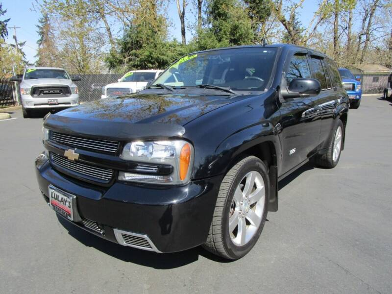 2006 Chevrolet TrailBlazer for sale at LULAY'S CAR CONNECTION in Salem OR