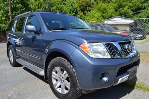 2008 Nissan Pathfinder for sale at Victory Auto Sales in Randleman NC