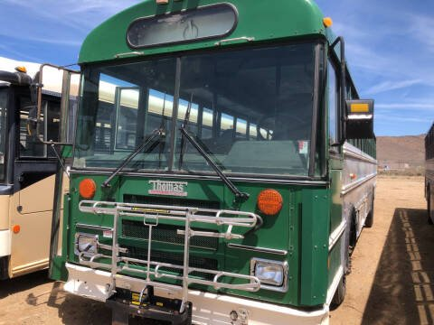 2006 Thomas Built Buses Transit-Liner EF for sale at Brand X Inc. in Carson City NV