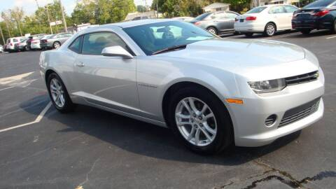 2015 Chevrolet Camaro for sale at Glory Motors in Rock Hill SC