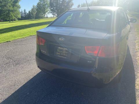 2012 Kia Forte for sale at BELOW BOOK AUTO SALES in Idaho Falls ID