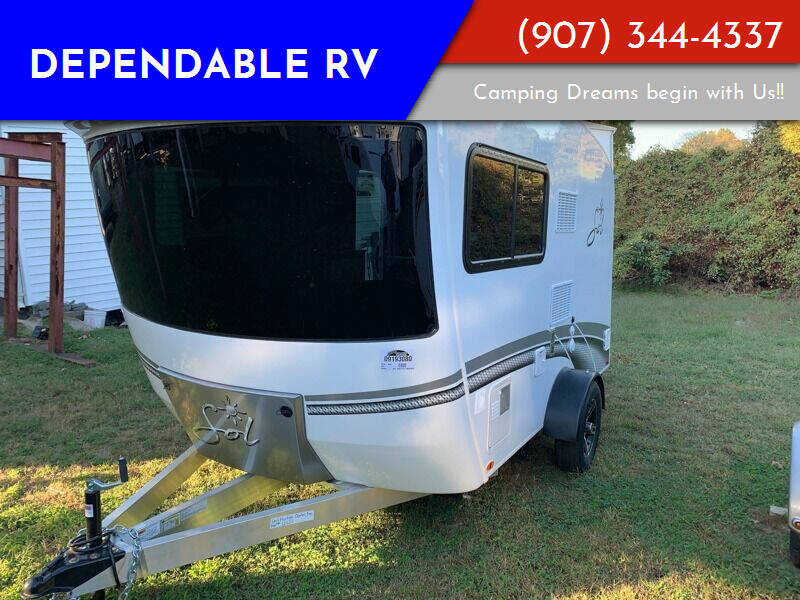 2021 inTech SOL for sale at Dependable RV in Anchorage AK