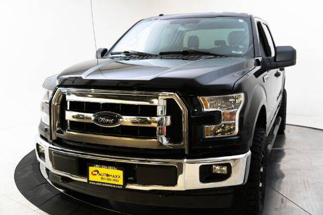 2017 Ford F-150 for sale at AUTOMAXX MAIN in Orem UT