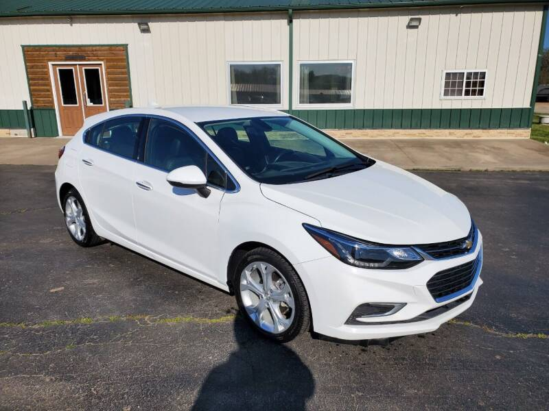 2018 Chevrolet Cruze for sale at Farmington Auto Plaza in Farmington MO
