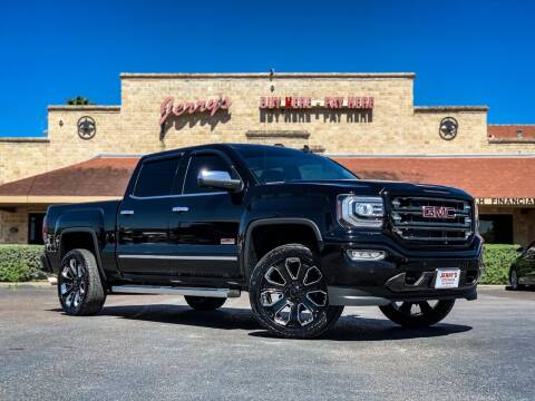 2016 GMC Sierra 1500 for sale at Jerrys Auto Sales in San Benito TX