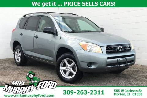 2007 Toyota RAV4 for sale at Mike Murphy Ford in Morton IL