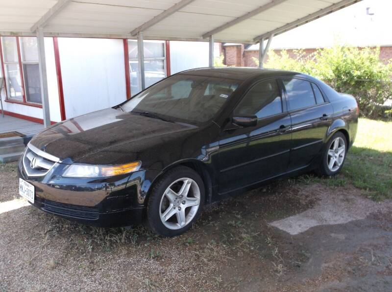 2006 Acura TL for sale at Smith Auto Finance LLC in Grand Saline TX