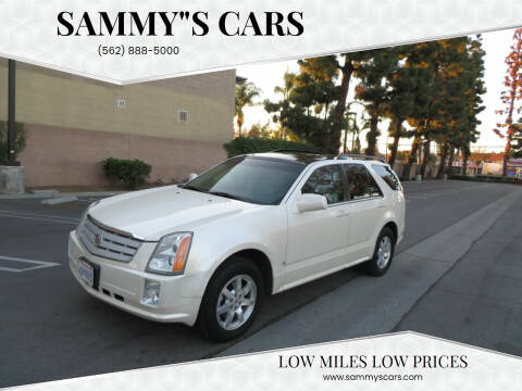 """2008 Cadillac SRX for sale at SAMMY""""S CARS in Bellflower CA"""