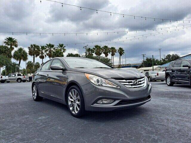 2012 Hyundai Sonata for sale at Select Autos Inc in Fort Pierce FL