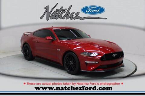 2020 Ford Mustang for sale at Auto Group South - Natchez Ford Lincoln in Natchez MS