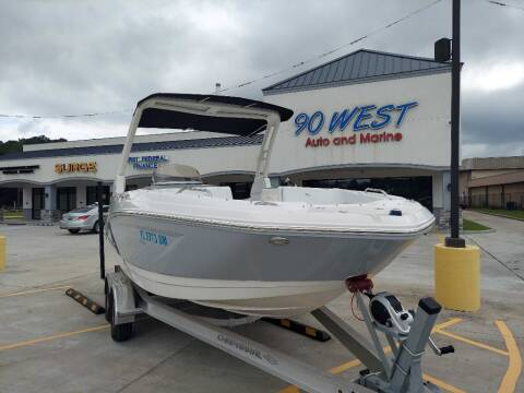 2019 Chaparral 191 DELUXE for sale at 90 West Auto & Marine Inc in Mobile AL