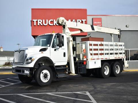 2008 International WorkStar 7600 for sale at Trucksmart Isuzu in Morrisville PA