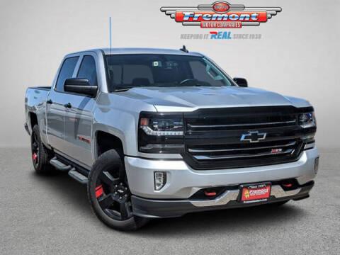 2017 Chevrolet Silverado 1500 for sale at Rocky Mountain Commercial Trucks in Casper WY