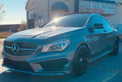 2014 Mercedes-Benz CLA for sale at Silver Auto Partners in San Antonio TX
