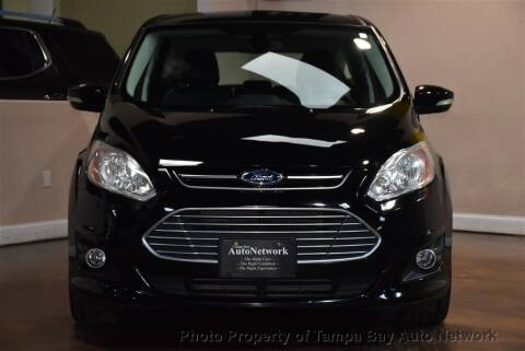 2016 Ford C-MAX Hybrid for sale at Tampa Bay AutoNetwork in Tampa FL