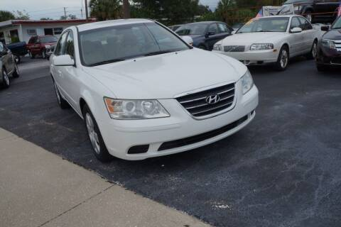 2009 Hyundai Sonata for sale at J Linn Motors in Clearwater FL