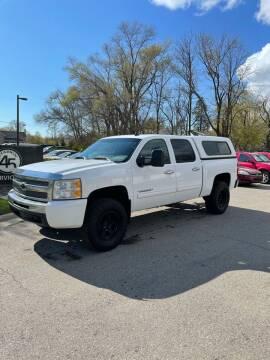 2011 Chevrolet Silverado 1500 for sale at Station 45 Auto Sales Inc in Allendale MI