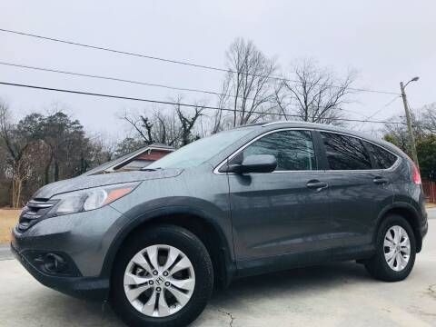 2014 Honda CR-V for sale at Cobb Luxury Cars in Marietta GA
