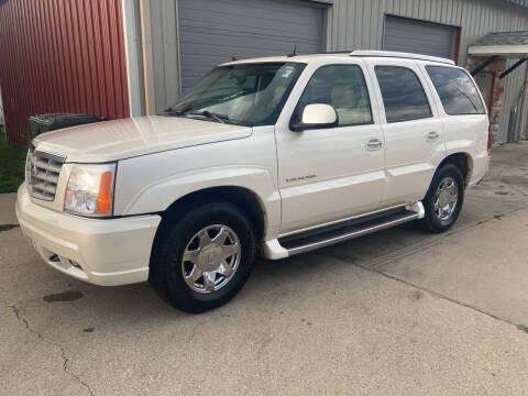 2004 Cadillac Escalade for sale at Dakota Auto Inc. in Dakota City NE