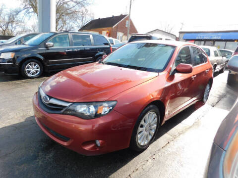 2010 Subaru Impreza for sale at WOOD MOTOR COMPANY in Madison TN