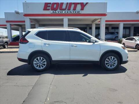2020 Nissan Rogue for sale at EQUITY AUTO CENTER in Phoenix AZ