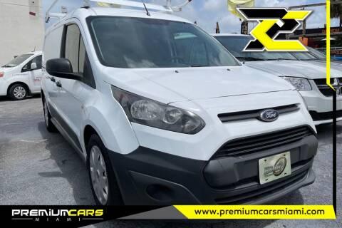 2014 Ford Transit Connect Cargo for sale at Premium Cars of Miami in Miami FL