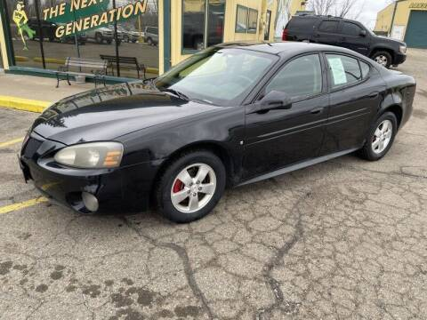 2007 Pontiac Grand Prix for sale at RPM AUTO SALES in Lansing MI