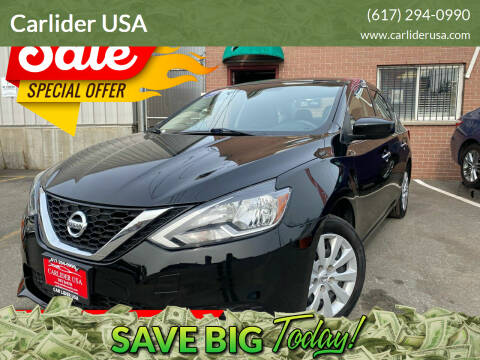 2017 Nissan Sentra for sale at Carlider USA in Everett MA