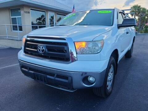 2013 Toyota Tundra for sale at BC Motors of Stuart in West Palm Beach FL