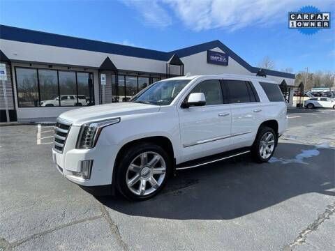 2018 Cadillac Escalade for sale at Impex Auto Sales in Greensboro NC