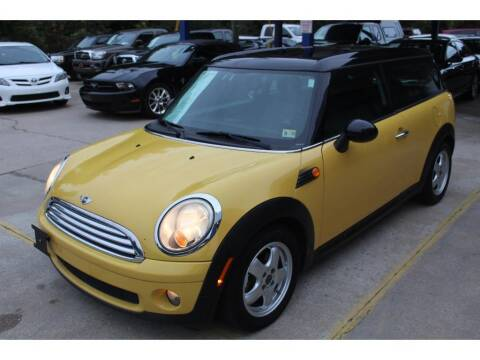 2009 MINI Cooper Clubman for sale at Inline Auto Sales in Fuquay Varina NC