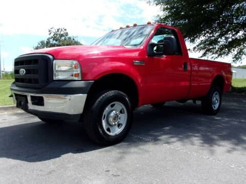 2007 Ford F-250 Super Duty for sale at Unique Auto Brokers in Kingsport TN
