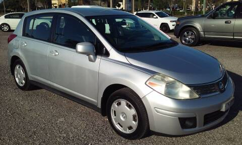 2009 Nissan Versa for sale at Pinellas Auto Brokers in Saint Petersburg FL