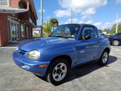 1998 Suzuki X-90 for sale at Auto Quest USA INC in Fort Myers Beach FL