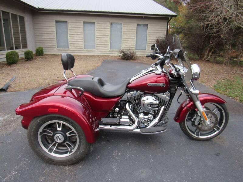 2016 Harley-Davidson Freewheeler for sale at Blue Ridge Riders in Granite Falls NC