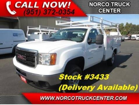 2011 GMC Sierra 2500HD for sale at Norco Truck Center in Norco CA