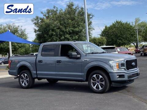 2020 Ford F-150 for sale at Sands Chevrolet in Surprise AZ