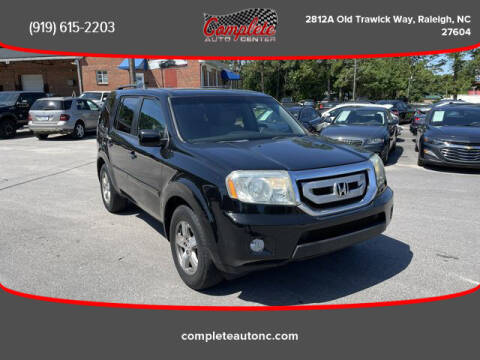 2009 Honda Pilot for sale at Complete Auto Center , Inc in Raleigh NC