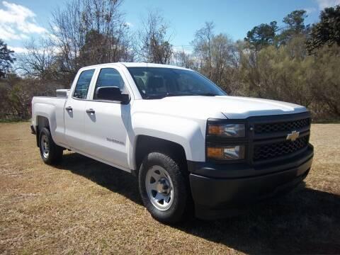 2015 Chevrolet 1500 Silverado Double Cab for sale at Venture Auto Sales Inc in Augusta GA