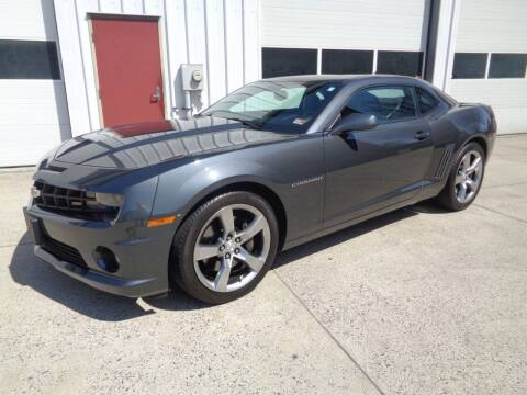2010 Chevrolet Camaro for sale at Lewin Yount Auto Sales in Winchester VA