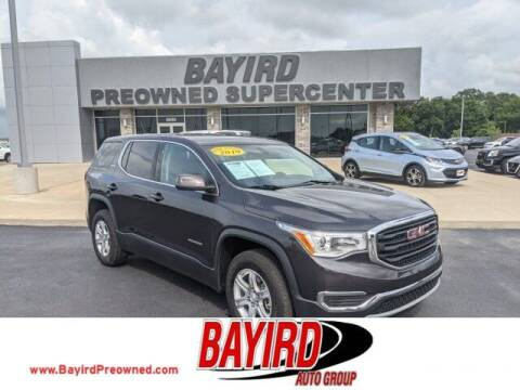 2019 GMC Acadia for sale at Bayird Truck Center in Paragould AR