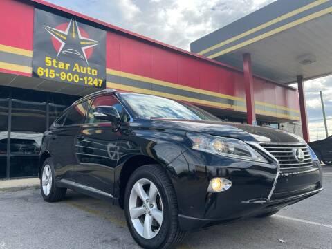 2013 Lexus RX 350 for sale at Star Auto Inc. in Murfreesboro TN