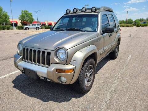 2004 Jeep Liberty for sale at The Car Guy in Glendale CO