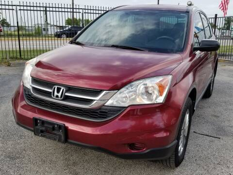 2011 Honda CR-V for sale at ACE AUTOMOTIVE in Houston TX