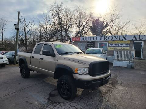 2005 Dodge Ram Pickup 1500 for sale at Auto Tronix in Lexington KY