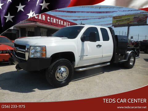 2007 Chevrolet Silverado 3500HD for sale at TEDS CAR CENTER in Athens AL