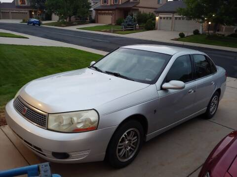 2003 Saturn L-Series for sale at The Car Guy in Glendale CO